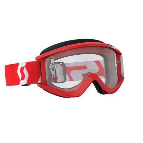 _Scott Recoil XI Goggles Red/White   2625961005   Greenland MX_