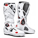 _Sidi Crossfire 2 SRS Boots White | BSD2211100 | Greenland MX_