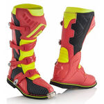 _Acerbis X-Pro V Boots Red/Yellow | 0021596.346.00P | Greenland MX_