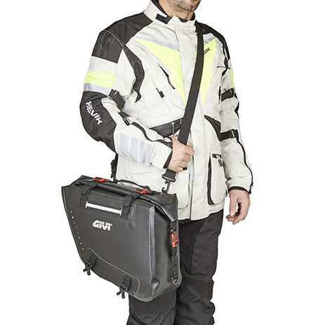 _Alforjas Laterales Impermeables Givi 15+15 L. | GRT718 | Greenland MX_