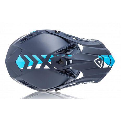 _Acerbis X-Carbon Helmet Blue | 0023424.040 | Greenland MX_