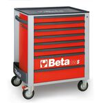 _Servante Mobile d'Atelier à Huit Tiroirs  Beta Tools | C24S-8-R-P | Greenland MX_