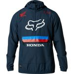_Fox Honda Savage Anorak Jacket Navy | 25323-007-P | Greenland MX_