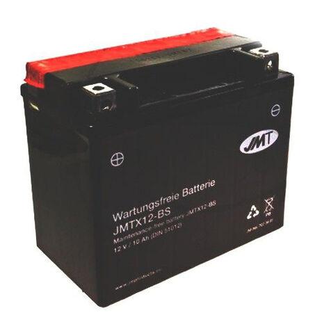 _Batterie Sans entretien JMT YTX12-BS | 7073661 | Greenland MX_