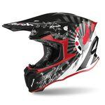 _Airoh Twist 2.0 Katana  Helmet   TW2K55   Greenland MX_
