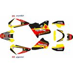 _Full Sticker Kit Suzuki RM 85 00-.. | SK-SRM850019RKYRD-P | Greenland MX_