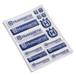 _Planche Décos Husqvarna 3D Logo   3HS16070900   Greenland MX_