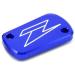 _Zeta Kawasaki KX 250/450 F 06-.. Suzuki RMZ 250/450 05-.. Rear Brake Reservoir Cover Blue | ZE86-6101 | Greenland MX_