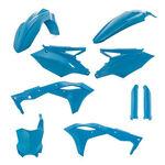 _Full Kit Plásticos Acerbis Kawasaki KX 250 F 2018 Azul   0022985.041   Greenland MX_