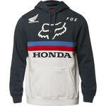 _Fox Honda Pullover Fleece Navy/White | 23045-045 | Greenland MX_