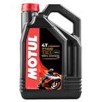 _Motul Oil  7100 10W30 4T 4L. | MT-104090 | Greenland MX_
