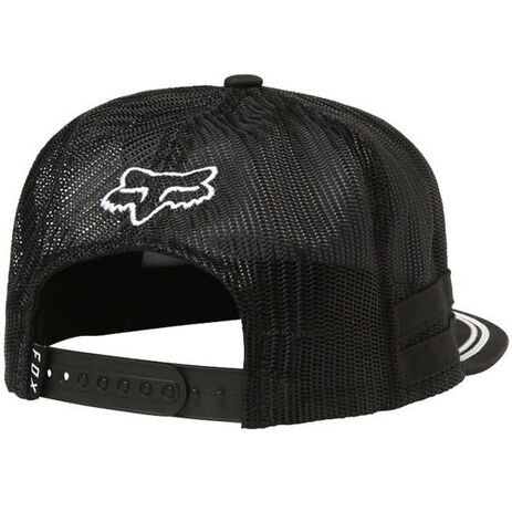 _Fox Pro Circuit Snapback Hat | 21118-001-OS | Greenland MX_