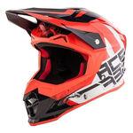 _Acerbis Profile 4.0 Helmet White/Red   0022821.239   Greenland MX_