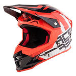 _Acerbis Profile 4.0 Helmet White/Red | 0022821.239 | Greenland MX_