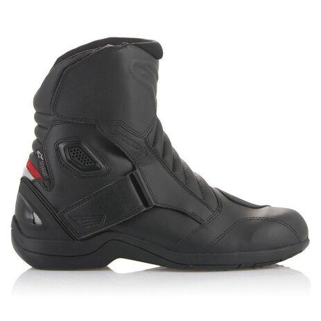 _Alpinestars Honda New Land Drystar Boots Black/Red   2442118-13   Greenland MX_