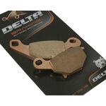 _Delta Front Brake Pads Suzuki RM 80 96-01 RM 85 02-04 DRZ 125 03-10 KLX 125 03-06   DB2250   Greenland MX_