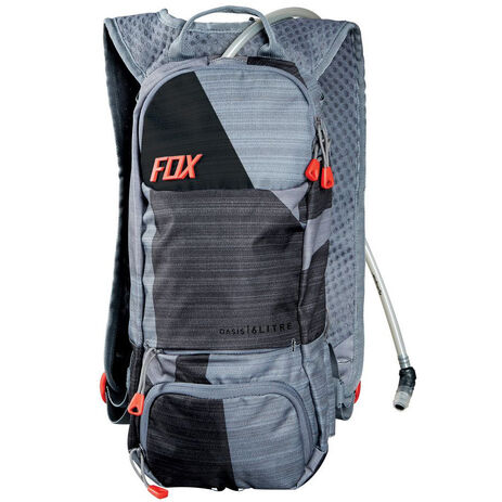 _Fox Oasis Hydration Pack Grey/Black   11686-027-OS   Greenland MX_