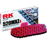 _RK 520 MXZ4 Super Reinforced Chain 120 Links Red | TC-RKMXZ4RD | Greenland MX_