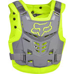 _Fox Proframe LC Roost Protector Yellow/Grey | 13558-063 | Greenland MX_