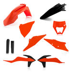 _Full Kit in Plastica Acerbis KTM EXC/EXC F 2020 | 0024054.553-P | Greenland MX_