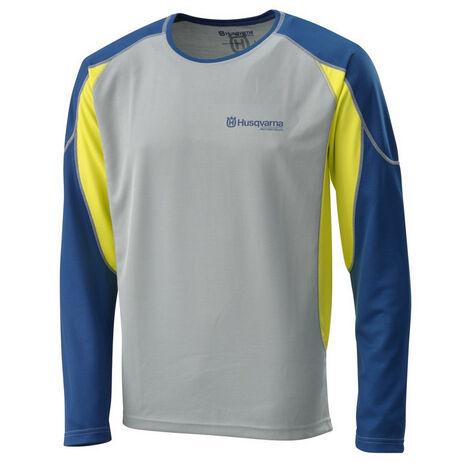 _Husqvarna Sixtorp Pro 2016 Functional Shirt | 3HS16231P | Greenland MX_