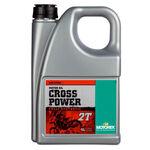 _Motorex Cross Power 2T Oil 4 Liters | MT003I002T | Greenland MX_
