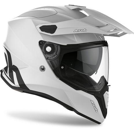 _Airoh Commander Concrete Helmet | CM81-P | Greenland MX_