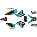 _KTM EXC/EXC-F 08-11 Full Sticker Kit WESS | SK-KTEXC0811WSTU-P | Greenland MX_