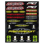 _Adhesivos Variados 4MX Pro Circuit | 01KITA608 | Greenland MX_