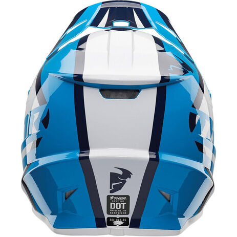 _Thor Sector Ricochet Helmet Blue | 01105160-P | Greenland MX_