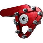 _Puntera Pedal de Freno Apico Rojo | AP-BPFTIPR | Greenland MX_