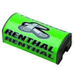 _Renthal fat bar square handlebar pad Green   P282   Greenland MX_