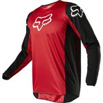 _Maillot Fox 180 Prix Rouge Flame | 23927-122 | Greenland MX_