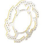_Gnerik Suzuki RMZ 250 07-.. RMZ 450 05-.. Front Brake Disc 270 mm Yellow | GK-DS107-YL | Greenland MX_