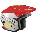 _Hebo Zone 5 Trial Helmet Red | HC1113R | Greenland MX_
