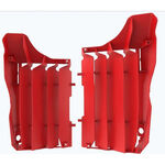 _Kit Grille Radiateur Polisport Honda CRF 250 R 18-19 Rouge | 8464200002 | Greenland MX_