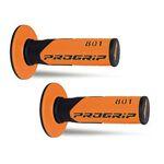 _Pro Grip 801 Dual Grips Orange/Black | PGP-801BKOR | Greenland MX_