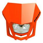 _Polisport LMX Headlight Orange | 8657600004 | Greenland MX_