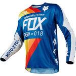 _Fox 360 Draftr Jersey Blue | 19418-002-P | Greenland MX_