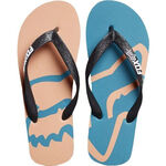 _Fox 2017 Woman Beach Sandals Blue | 20174-167-P | Greenland MX_