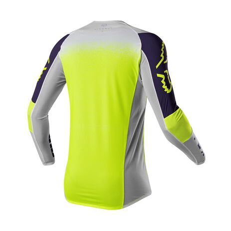 _Fox Flexair Honr LE Jersey Purple/Yellow Fluo | 25661-178-P | Greenland MX_