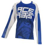 _Acerbis MX J-Windy Two Vented Youth Jersey Blue/White   0024781.245   Greenland MX_