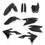 _Full Kit Plásticos Acerbis Suzuki RMZ 450 19-20 Negro   0023623.090-P   Greenland MX_