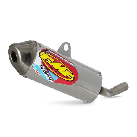 _Silencieux FMF Power Core 2 Shorty KTM SX 125 98-03 | 025046 | Greenland MX_