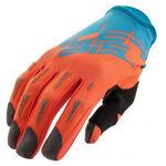 _Acerbis MX X2 Gloves Blue/Orange Fluo | 0021631.243 | Greenland MX_