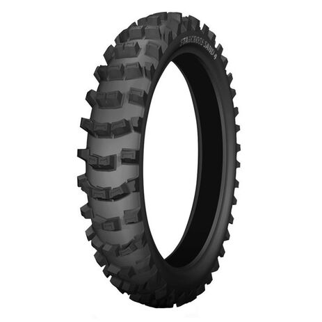 _Michelin Starcross 5 Sand 4 62M 110/90/19 Tyre Sand | 949050 | Greenland MX_