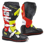 _Forma Terrain TX Boots Red/Yellow Fluor | FORC350-997810 | Greenland MX_