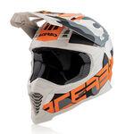 _Acerbis X-Racer VTR Helmet Orange   0023444.209   Greenland MX_