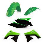 _Kit Plásticos Acerbis Kawasaki KX 250 F 09-12 Réplica | 0013141.553 | Greenland MX_