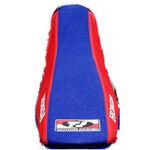 _Funda de asiento TJ Honda CRF 250 R 04-09 14-15 USA Rojo Azul | ST0409250BLTS | Greenland MX_